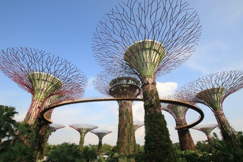Singapura lidera o ranking de cidade mais verde