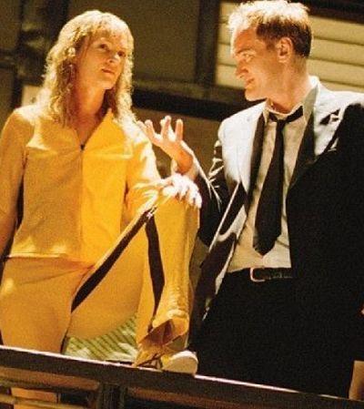 Tarantino se desculpa após Uma Thurman revelar ter sofrido acidente nos bastidores de Kill Bill