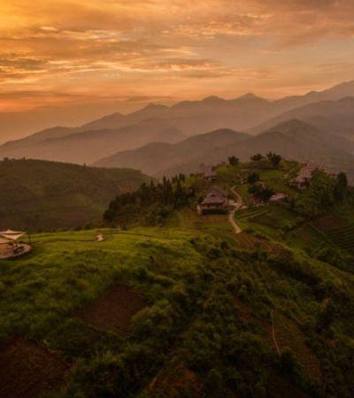 Este retiro ecológico nas montanhas do Vietnã é o paraíso na Terra
