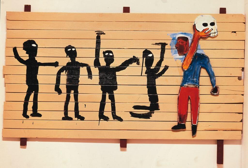 Por dentro da exposição de Basquiat, no CCBB