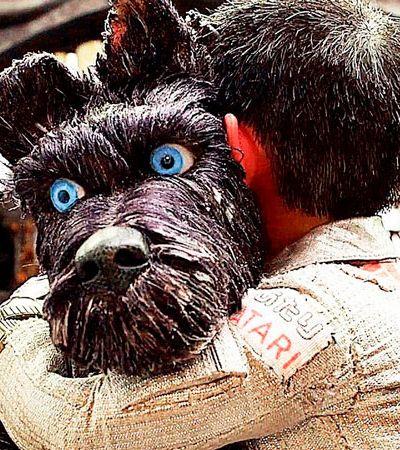 Cachorros terão sessão especial no lançamento do novo filme de Wes Anderson, 'Isle of Dogs'