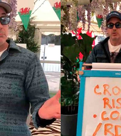 Garoto pede e 'Homem de Ferro' vai para rua pedir doações para combater doença rara
