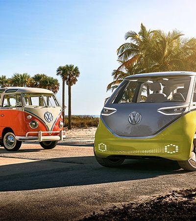Volkswagen anuncia a volta da Kombi. E ela será elétrica e com design futurista