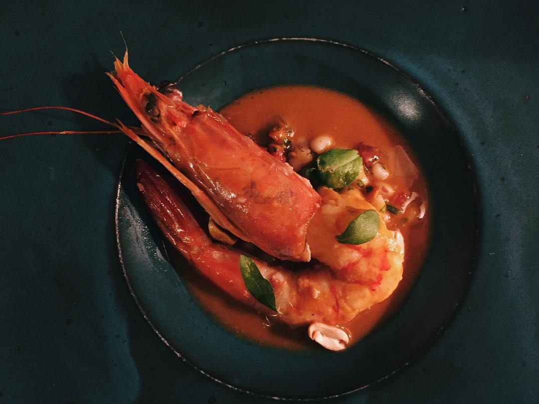 O camarão para Iansã