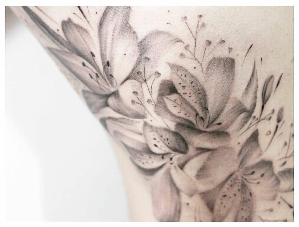 As flores de Carina Caiê