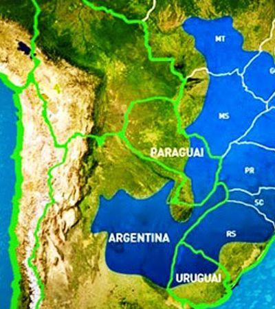 Senado abre consulta pública sobre venda do aquífero Guarani