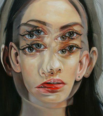 Ela sofreu um infarto e começou a fazer pinturas que vão bugar sua mente