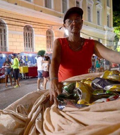 Reciclagem e empoderamento: mulheres catadoras sustentam milhares de famílias com latas de alumínio no Brasil