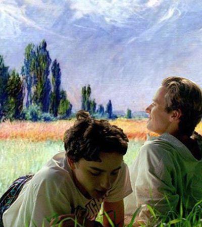 E se o cenário do filme 'Me Chame Pelo Seu Nome' fossem as telas de Monet?