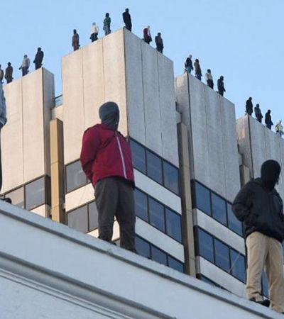Estas 84 esculturas em prédio de Londres nos lembram a epidemia do suicídio masculino