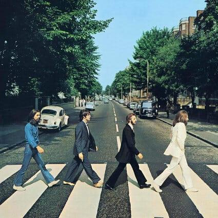 Album: Abbey Road Designer: Kosh/Iain MacMillan