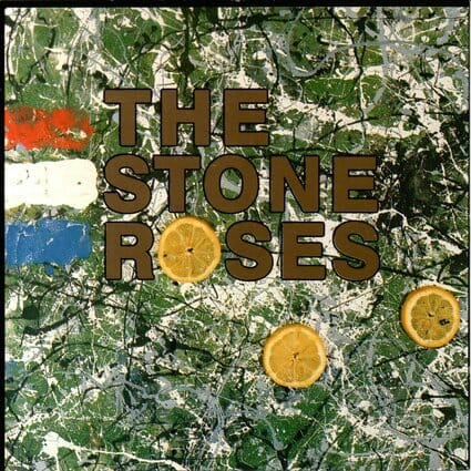 Álbum: The Stone Roses (1989) Designer: John Squire