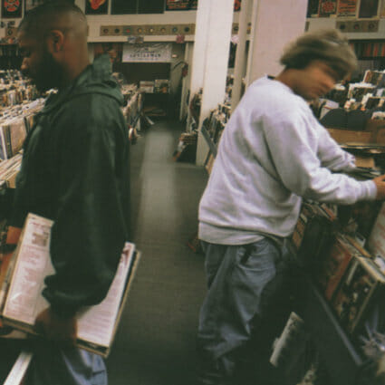Álbum: Endtroducing (1996) Designer: Unknown