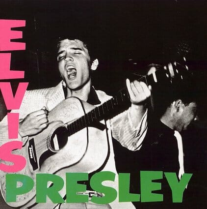 Álbum: Elvis Presley (1956) Photographer: William V. 'Rd' Robertson