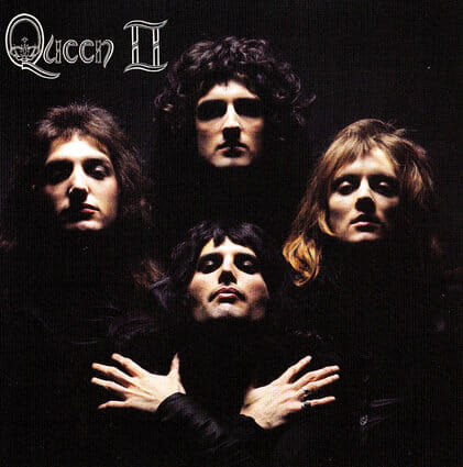 Álbum: Queen II (1974) Fotógrafo: Mick Rock