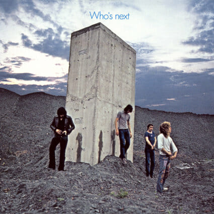 Álbum: Who's Next (1971) Photographer: Ethan A. Russell