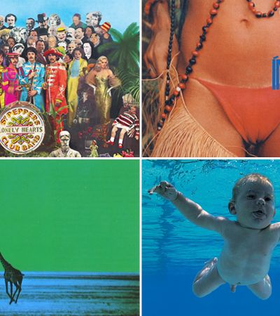 Arquivo online com 800 mil imagens reúne capas de discos dos últimos 50 anos
