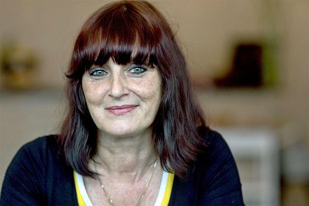 Christiane Vera Felscherinow, a Christiane F., em 2013