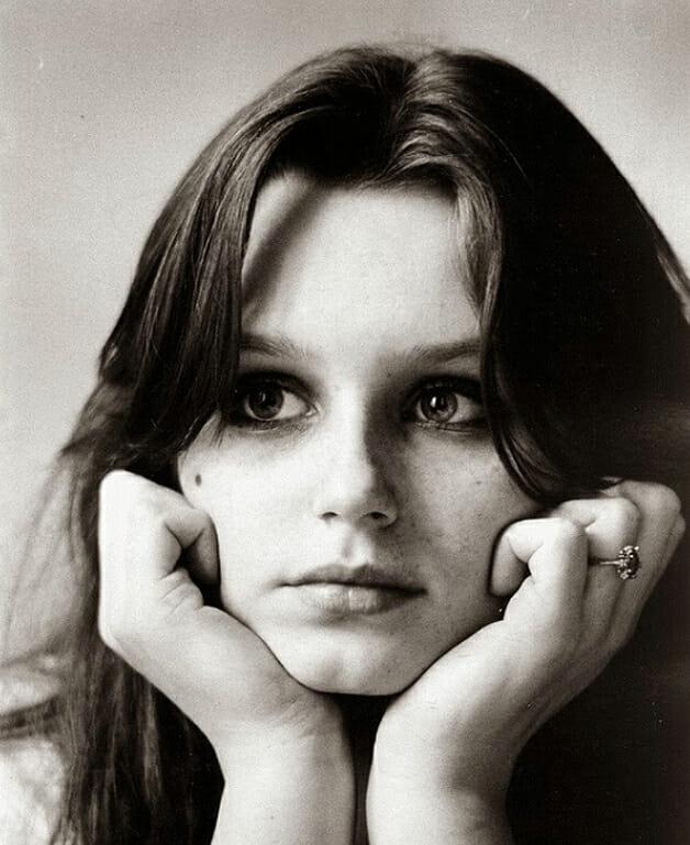 Christiane aos 15 anos