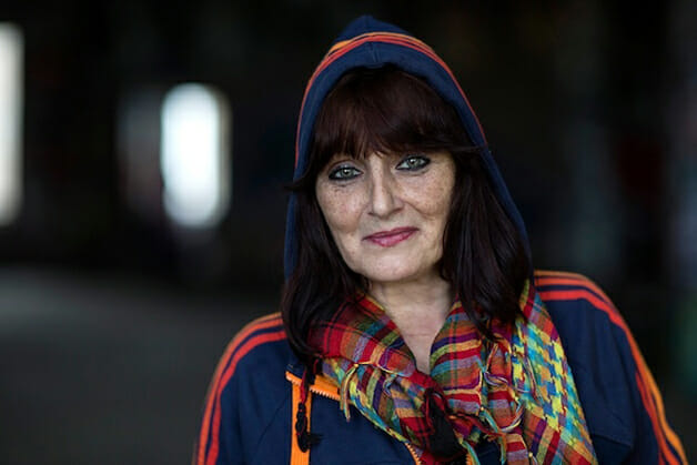 Christiane F em 2013