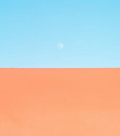 Fotógrafo mostra a beleza fascinante de lugares remotos do deserto