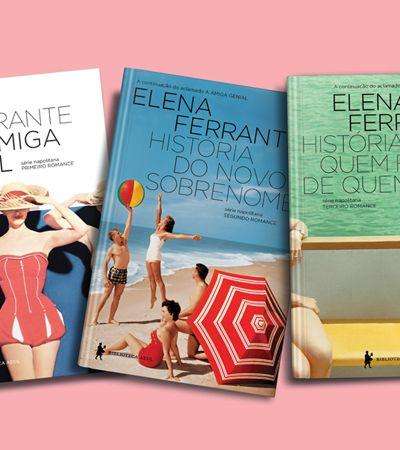 Elena Ferrante e a força feminina de uma autora que mantém secreta sua verdadeira identidade