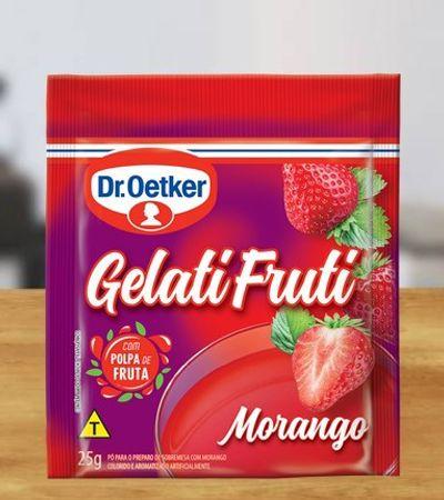 Finalmente: Dr Oetker lança gelatinas sem nenhum ingrediente animal