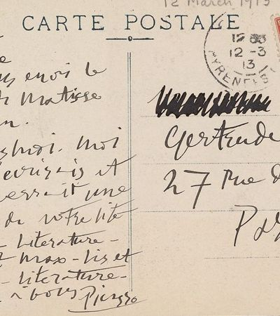 Frida Kahlo, Van Gogh, Picasso… O que a caligrafia nos conta sobre grandes artistas