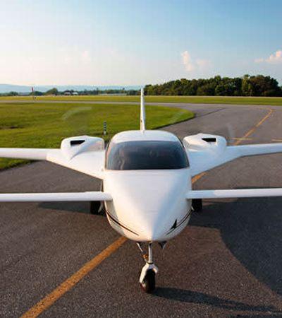Empresa canadense cria o primeiro avião feito e movido inteiramente por maconha