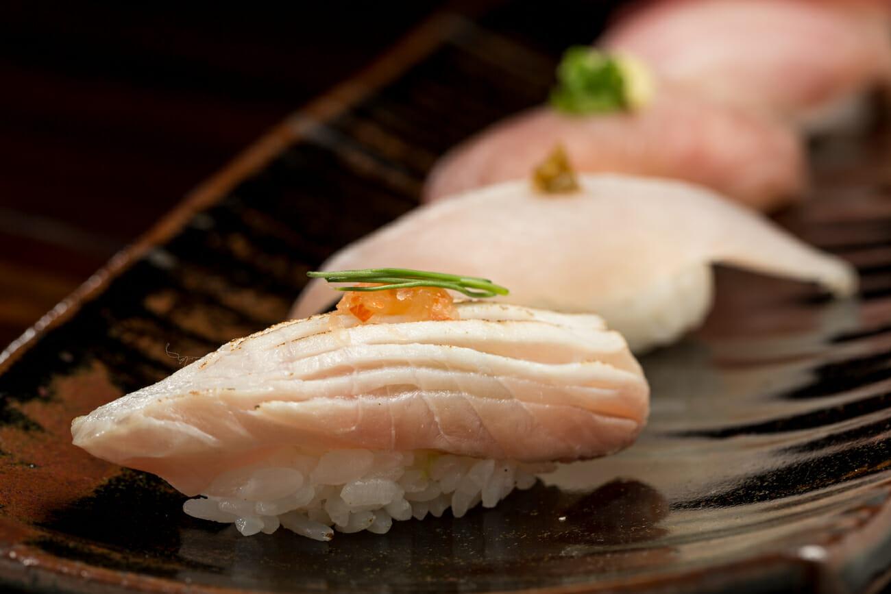 A tradição e o frescor dos ingredientes são o foco do Aizomê