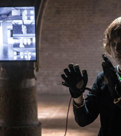 Experiência de realidade virtual coloca deficientes visuais 'dentro' de obras de arte