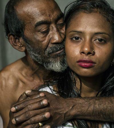 A realidade das prostitutas de Bangladesh é retratada em fortes imagens