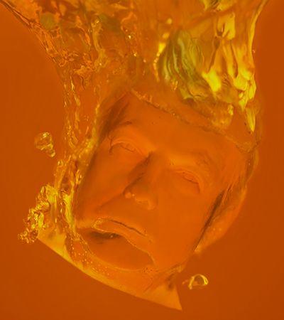 Designers criam forma de gelo Trump para alertar para o aquecimento global