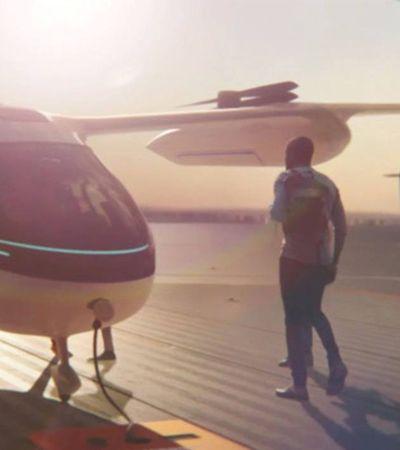 Parceria entre Embraer e Uber promete carro voador (e sem piloto) para 2023