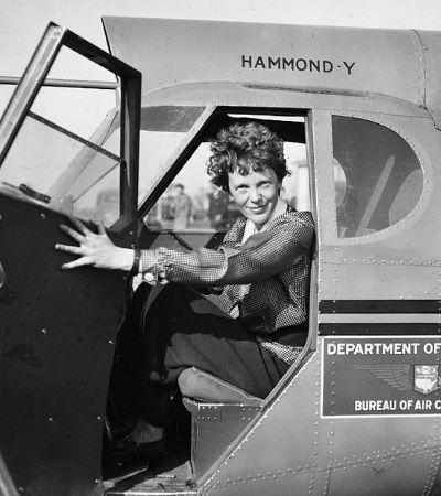 Mistério sobre o desaparecimento da aviadora Amelia Earhart pode chegar ao fim
