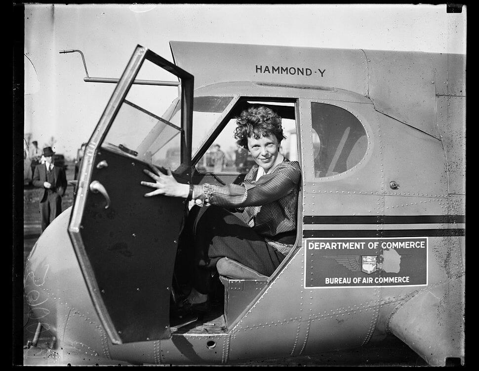 Nova pesquisa acredita ter encontrado ossada da famosa pilota americana Amelia Earhart