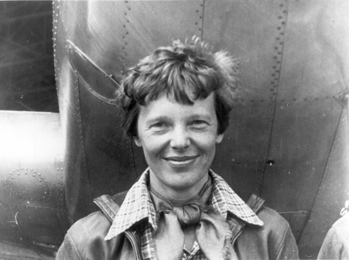 Amelia foi a primeira mulher a sobrevoar o Atlântico