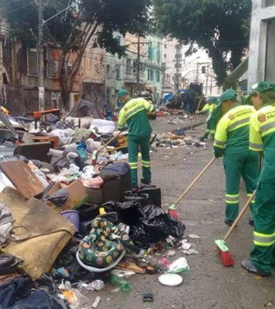 Já é possível pagar conta de luz com lixo em São Paulo