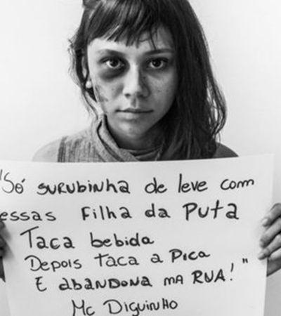Exposição denuncia machismo em letras de músicas brasileiras