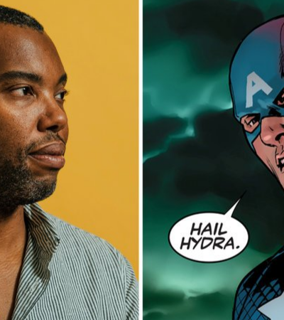 HQs do 'Capitão América' serão escritas por autor negro que reinventou o 'Pantera Negra'