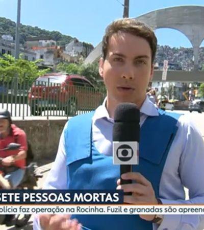Ele voltou: 'Gato motoqueiro' invade link da Globo de novo e ganha a internet