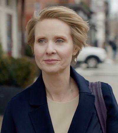 Cynthia Nixon, a Miranda de 'Sex and The City', se candidata ao governo de NY