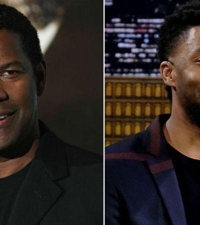 """""""Ele pagou pra mim"""", ator de Pantera Negra diz ter tido faculdade bancada por Denzel Washington"""