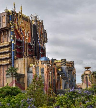 Disney trabalha em experiências imersivas da Marvel para seus parques temáticos