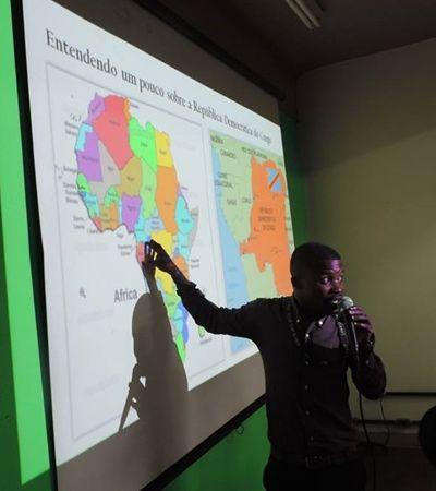 Refugiados criam escola de idioma a preços populares na Baixada Fluminense