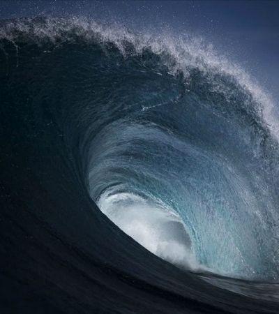 Gifs de ondas do mar provam que a natureza é a maior artista