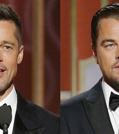 Tarantino une Brad Pitt e Di Caprio em filme sobre Hollywood e Charles Mason