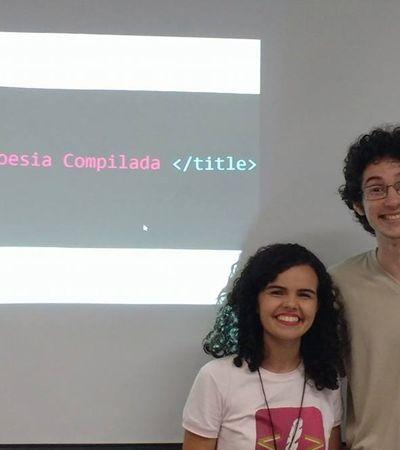 Professora usa poesia para ensinar algoritmo: 'Aprender a programar é uma forma de liberdade'