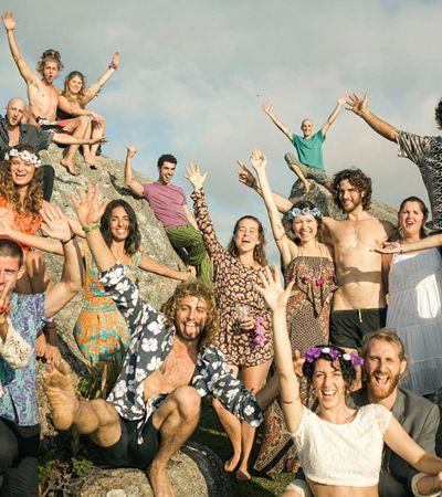 Centro de Empoderamento em Floripa atrai pessoas do mundo todo em busca de novo modo de vida
