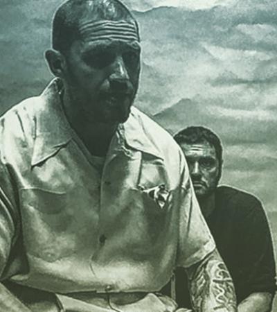 Surge a primeira imagem de Tom Hardy como o mafioso Al Capone